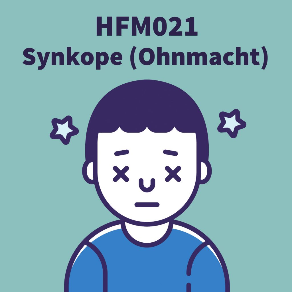 Synkope Ohnmacht