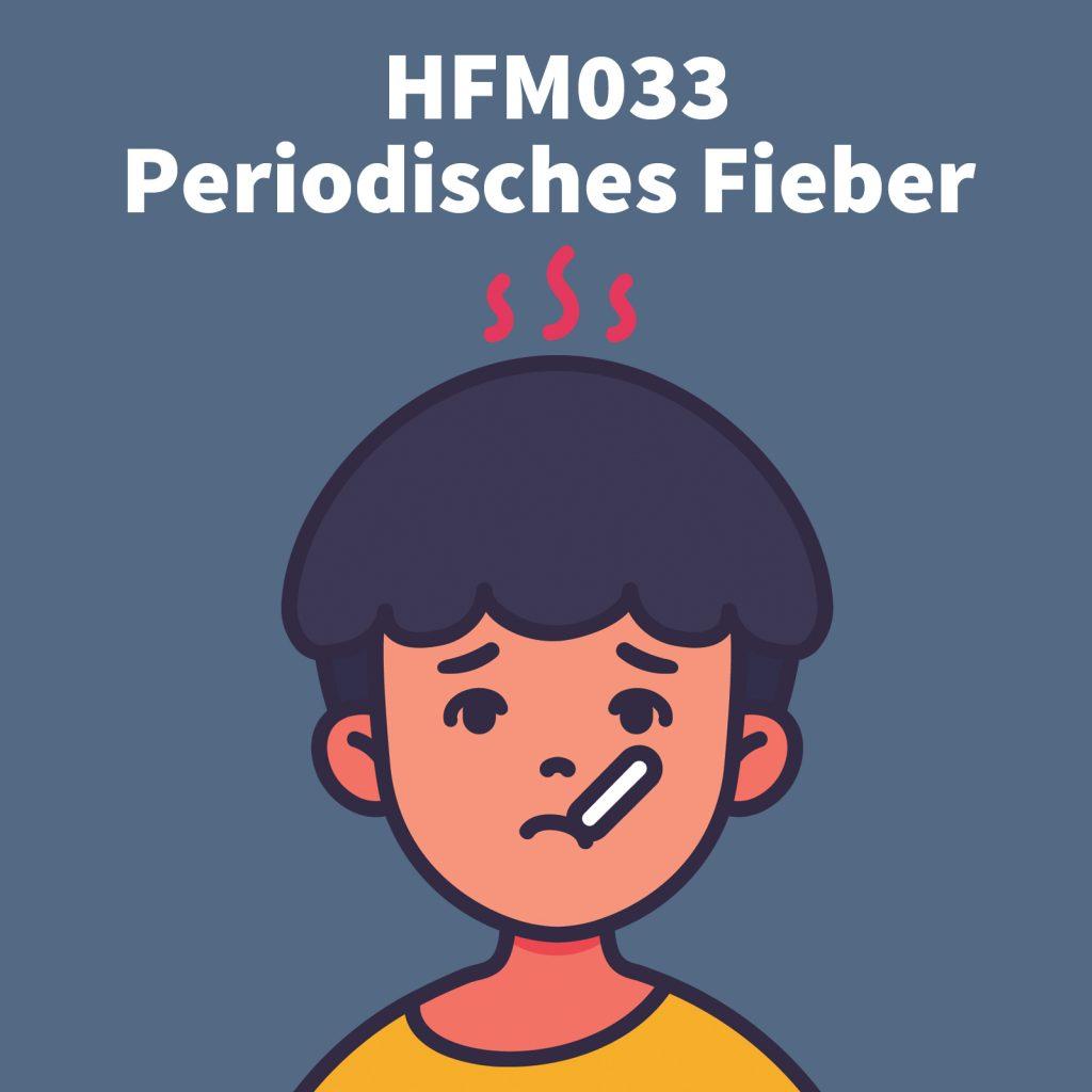 Periodische Fiebersyndrome