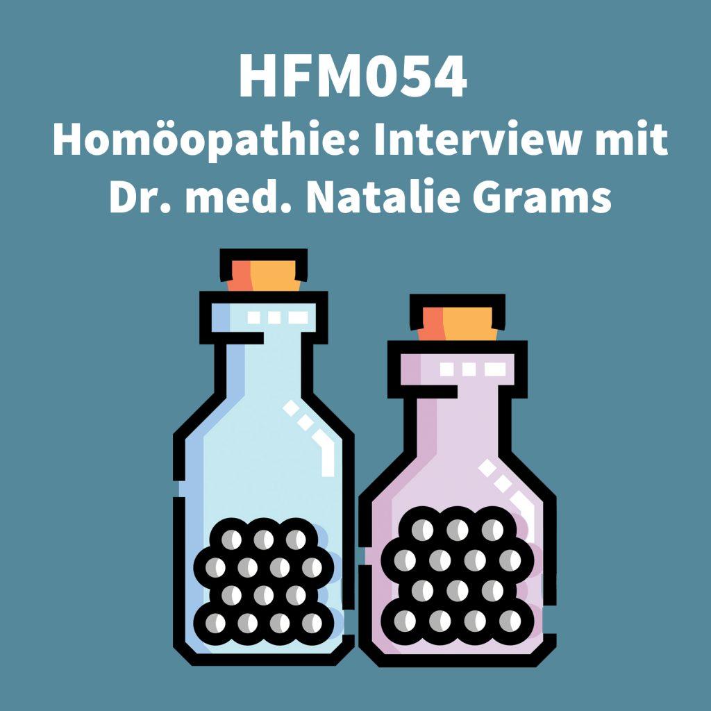 Natalie Grams, Homöopathie
