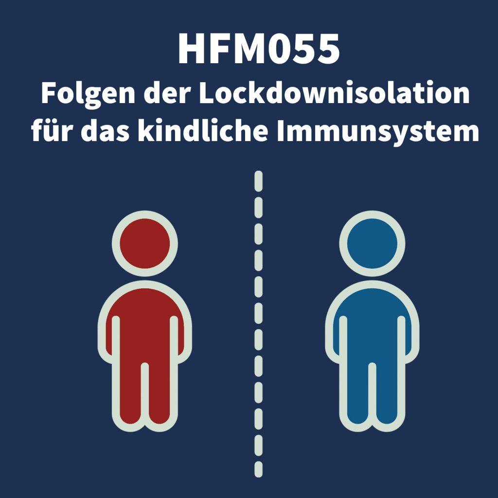 Folgen des Lockdowns für das Immunsystem der Kinder
