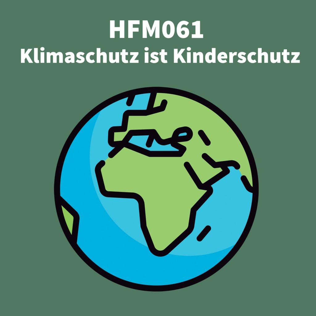 Klimaschutz ist Kinderschutz