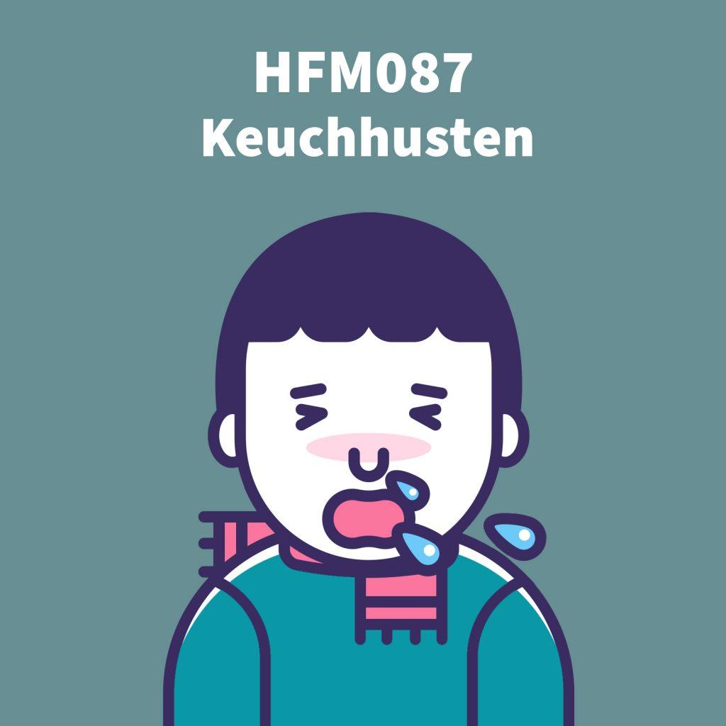 Coverbild der Podcastfolge zu Keuchhusten